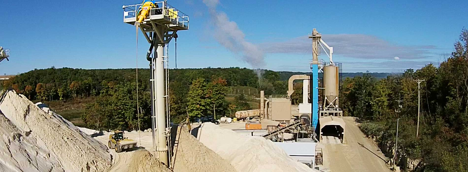Pattison Company Producer of High Quality Proppants and Limestone Aggregates