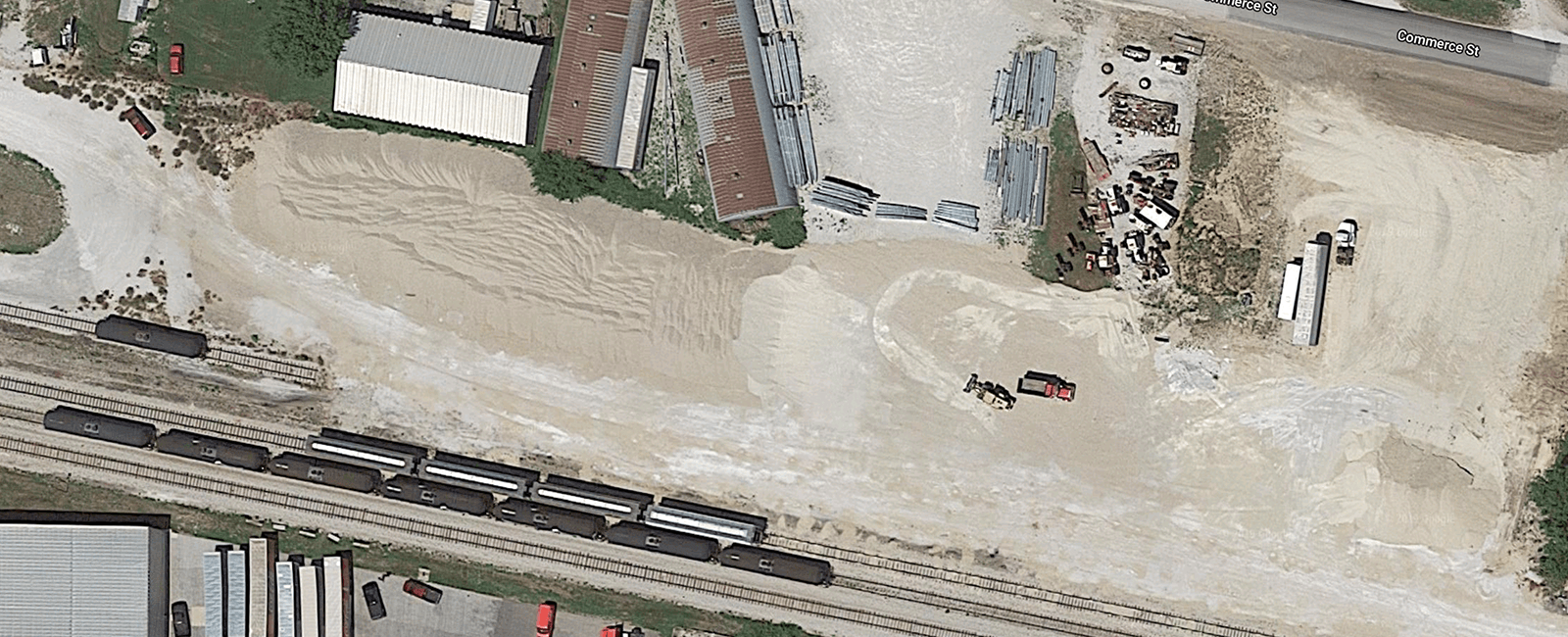Atlantic IA – Pattison Aggregates Local Transload