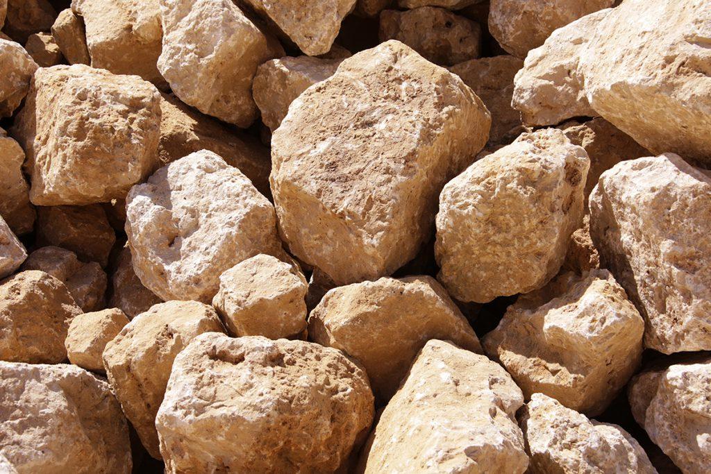 Pattison Limestone RipRap